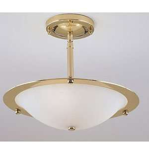 Indoor & Outdoor Lighting 3 Light Ceiling Semi Flush