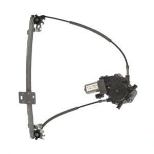 Volkswagen Front Power Window Regulator with Motor Driver