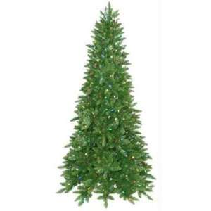 12 Pre lit Ashley Spruce Artificial Christmas Tree