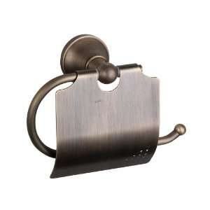 Antique Brass Wall mounted Toilet Roll Holder