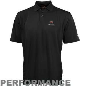 Under Armour South Carolina Gamecocks Black Performance Polo