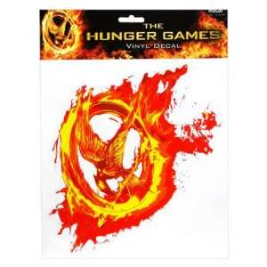 The Hunger Games Movie Laptop Decals Mockingjay Fire Toys & Games