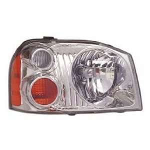 Nissan Frontier Headlight OE Style Replacement Headlamp Passenger Side