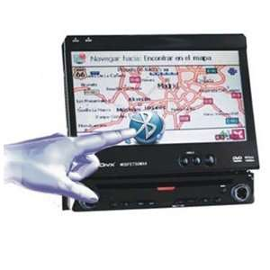 inch TFT Touch Screen & Bluetooth & CAR DVD Player