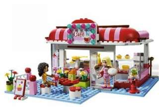 LEGO Friends 3061 City Park Cafe NEW IN BOX
