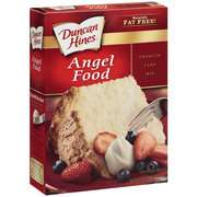 Cake Mix, 16 oz Duncan Hines Angel Food Premium Cake Mix, 16 oz