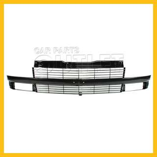 1995   2005 CHEVROLET ASTRO OE REPLACEMENT FRONT GRILLE ASSEMBLY