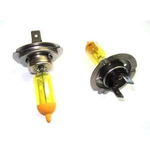 03 05 Toyota MR2 Spyder H7 Super Yellow Light Bulbs for